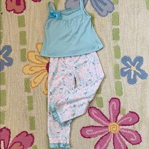 American Girl Grace Girls pajamas- size 6